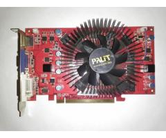 Продаётся видеокарта Palit GeForce 9600 GT