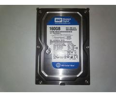 Продаётся жесткий диск Western Digital SATA 160 Gb